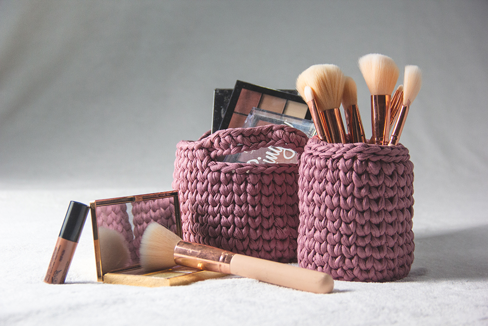 Product Photography of Pink Collection